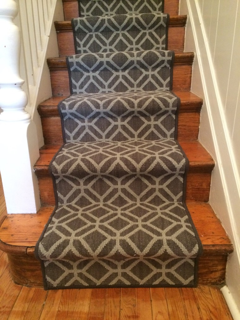 Carpet for stairs Casablanca statley grey