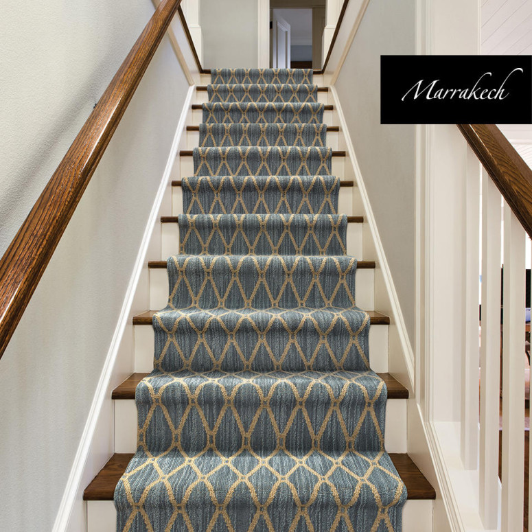 Carpet for stairs - Marrakech Tuftex