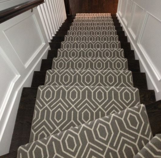 Geometric Carpet designs Stanton Whittier collection