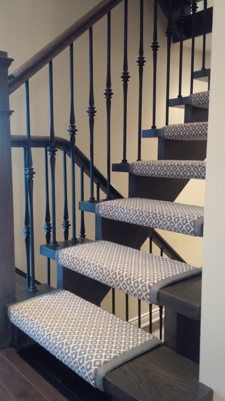 Hollywood steps carpet runner for stairs wool carpet design