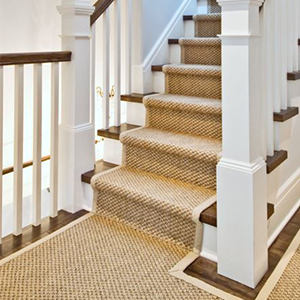 Natural Carpet For Stairs