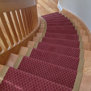 Wide Bindng Sisal carpet runner for stairs