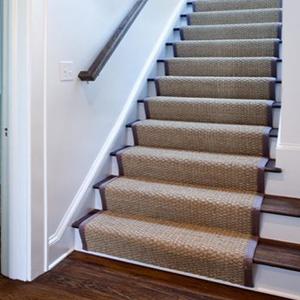 natural sisal for stair runner