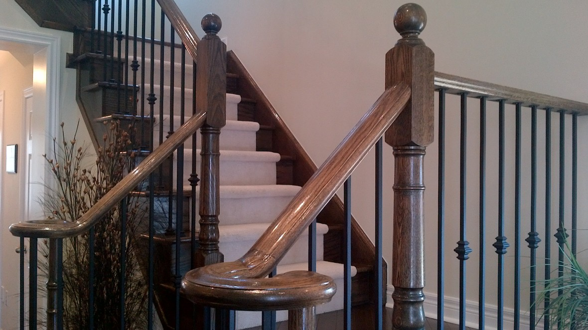 Custom Stairs and Installation