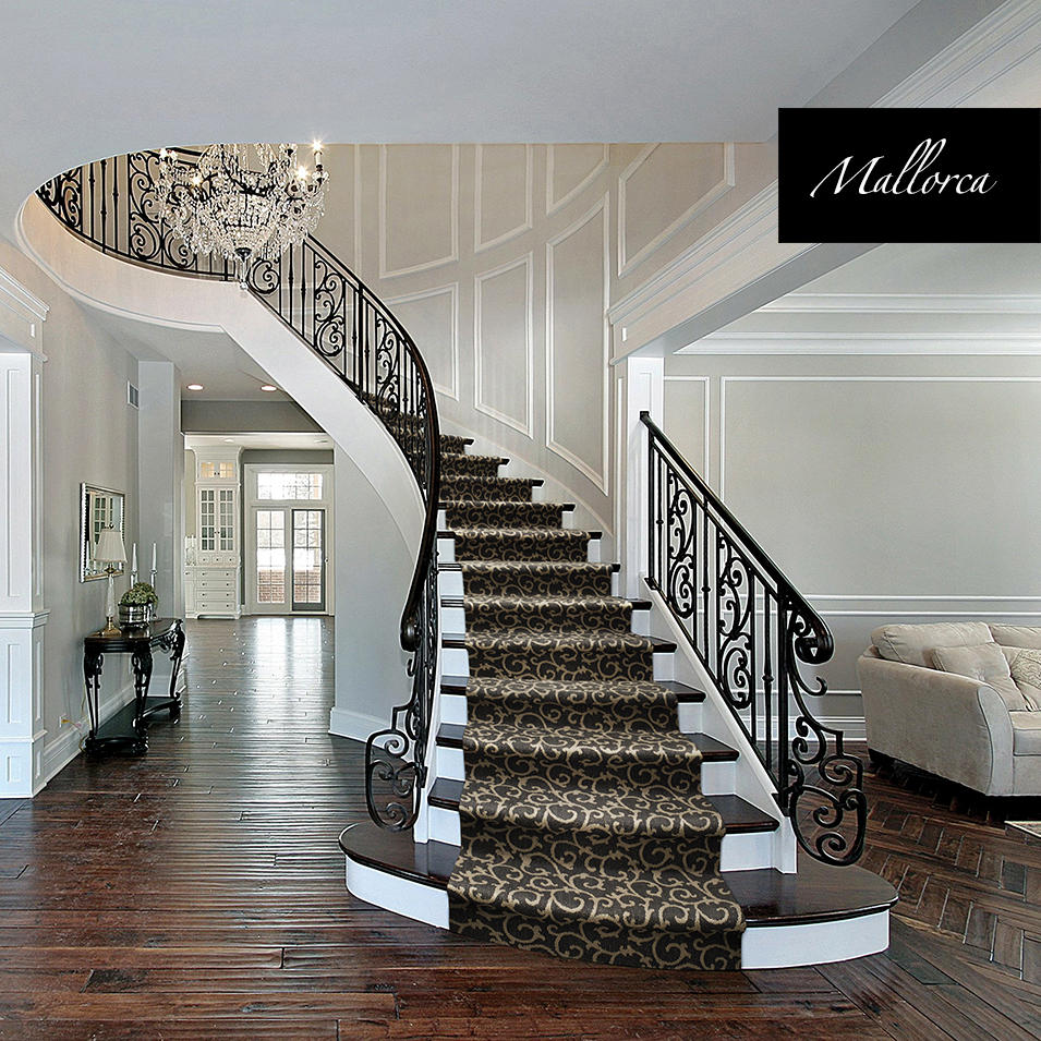 Tuftex Mallorca_Staircase Carpet Runner